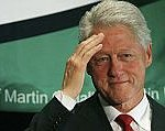 Bill Clinton friend of Ron Burkle